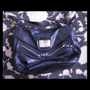 Black Nicole Miller purse